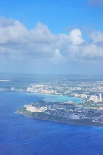 タモン湾の写真素材 [FYI02478056]