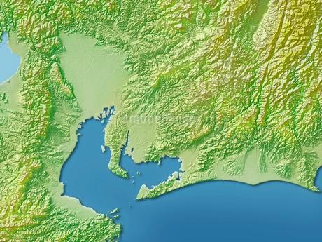 愛知県地図のイラスト素材 [FYI02491278]