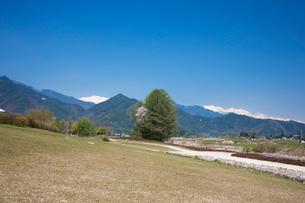 田園風景の写真素材 [FYI02499099]