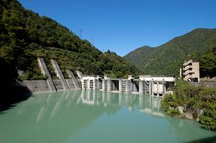 うなづき湖の写真素材 [FYI02499116]