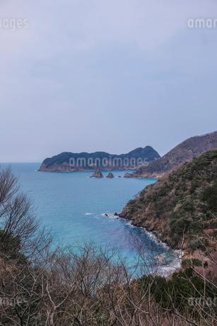 神子の海岸線の写真素材 [FYI02499146]