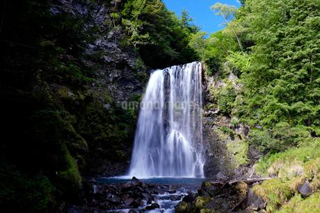 善五郎の滝の写真素材 [FYI02499697]