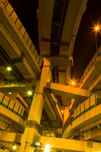 首都高速道路の写真素材 [FYI02500675]