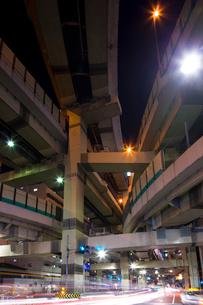 首都高速道路の写真素材 [FYI02501071]