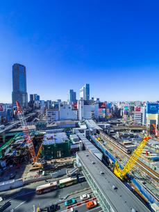 渋谷再開発の写真素材 [FYI02501360]