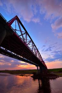 筑後川橋の写真素材 [FYI02506468]