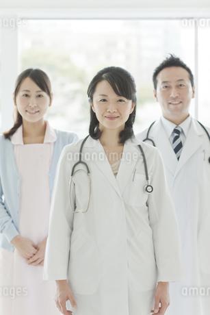 医師と看護師の写真素材 [FYI02509624]