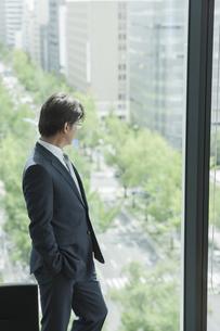 中高年のビジネスマンの写真素材 [FYI02509745]