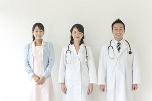 医師と看護師の写真素材 [FYI02510120]
