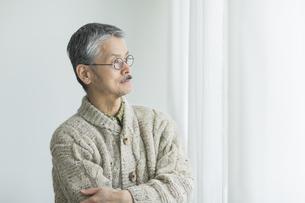 日本人シニア男性の写真素材 [FYI02510614]