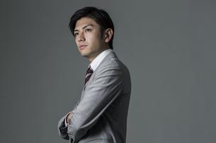 日本人ビジネスマンの写真素材 [FYI02510637]