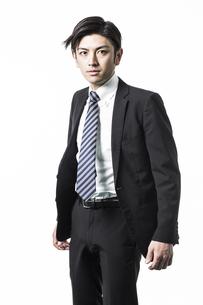 日本人ビジネスマンの写真素材 [FYI02510878]