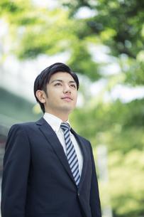 日本人ビジネスマンの写真素材 [FYI02510940]