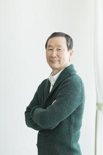 日本人シニア男性の写真素材 [FYI02510967]