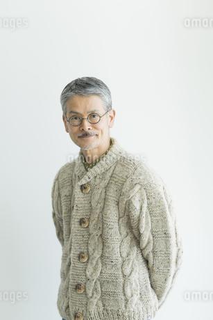 日本人シニア男性の写真素材 [FYI02511183]