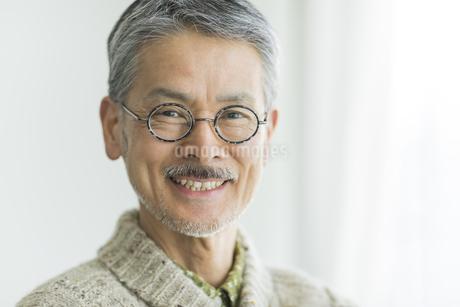 日本人シニア男性の写真素材 [FYI02511331]