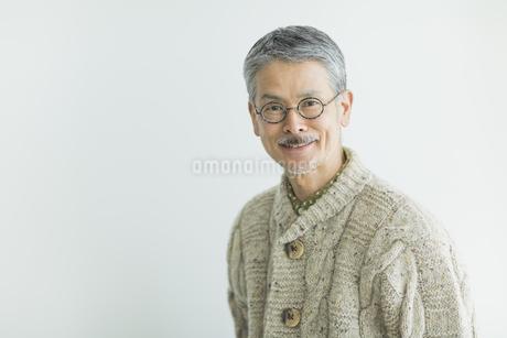 日本人シニア男性の写真素材 [FYI02511557]