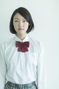 日本人女子校生の写真素材 [FYI02513234]