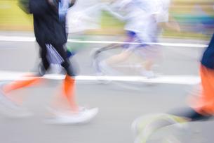 マラソンの写真素材 [FYI02518173]