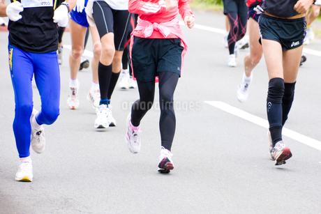 マラソンの写真素材 [FYI02518205]