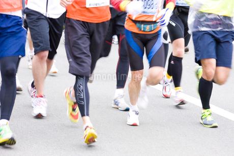 マラソンの写真素材 [FYI02518401]