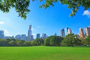 セントラルパーク ニューヨークの写真素材 [FYI02522720]
