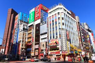 歌舞伎町の写真素材 [FYI02525741]