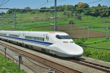 東海道新幹線 700系の写真素材 [FYI02529555]