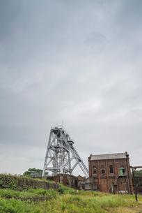 三池炭鉱万田坑の写真素材 [FYI02532086]