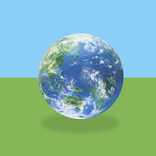 地球イメージのイラスト素材 [FYI02533007]