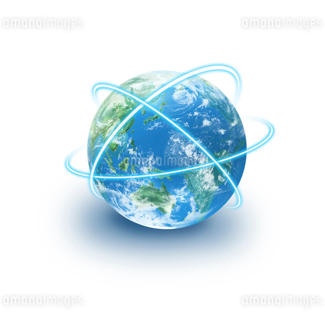 地球イメージのイラスト素材 [FYI02533113]