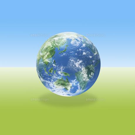 地球イメージのイラスト素材 [FYI02533144]