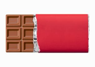 チョコレートの写真素材 [FYI02535100]