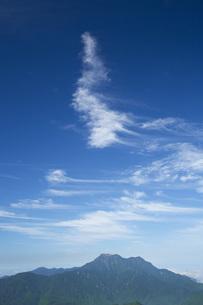 石鎚山の写真素材 [FYI02541445]