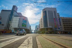 広島市八丁堀の風景の写真素材 [FYI02542321]