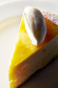 チーズケーキの写真素材 [FYI02544346]