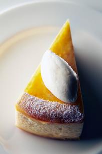 チーズケーキの写真素材 [FYI02545038]