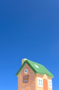 ミニチュアの家の写真素材 [FYI02558397]