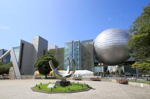 名古屋市科学館の写真素材 [FYI02559671]