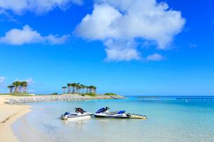 エメラルドビーチの写真素材 [FYI02560049]