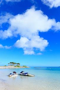 エメラルドビーチの写真素材 [FYI02560235]