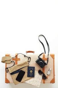 旅行の荷造りの写真素材 [FYI02561354]