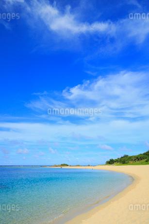 奄美大島 土盛ビーチの写真素材 [FYI02561378]