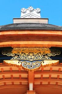 名古屋城本丸御殿の写真素材 [FYI02563446]