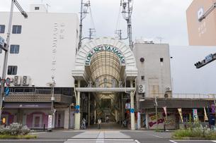柳ケ瀬商店街の柳ケ瀬本通りの写真素材 [FYI02565763]