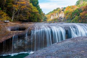吹割の滝の写真素材 [FYI02566264]