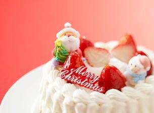 クリスマスケーキの写真素材 [FYI02581071]