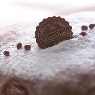 チョコレートケーキの写真素材 [FYI02590535]