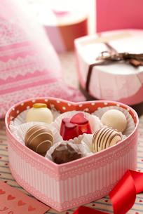 バレンタインチョコレートの写真素材 [FYI02591998]