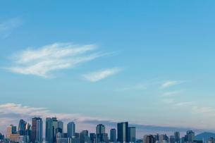 新宿副都心高層ビル群の写真素材 [FYI02597318]